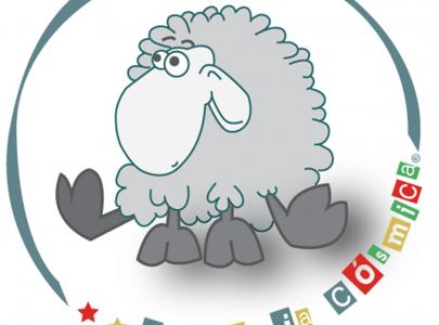 Diseño de Logo – La Oveja Cósmica