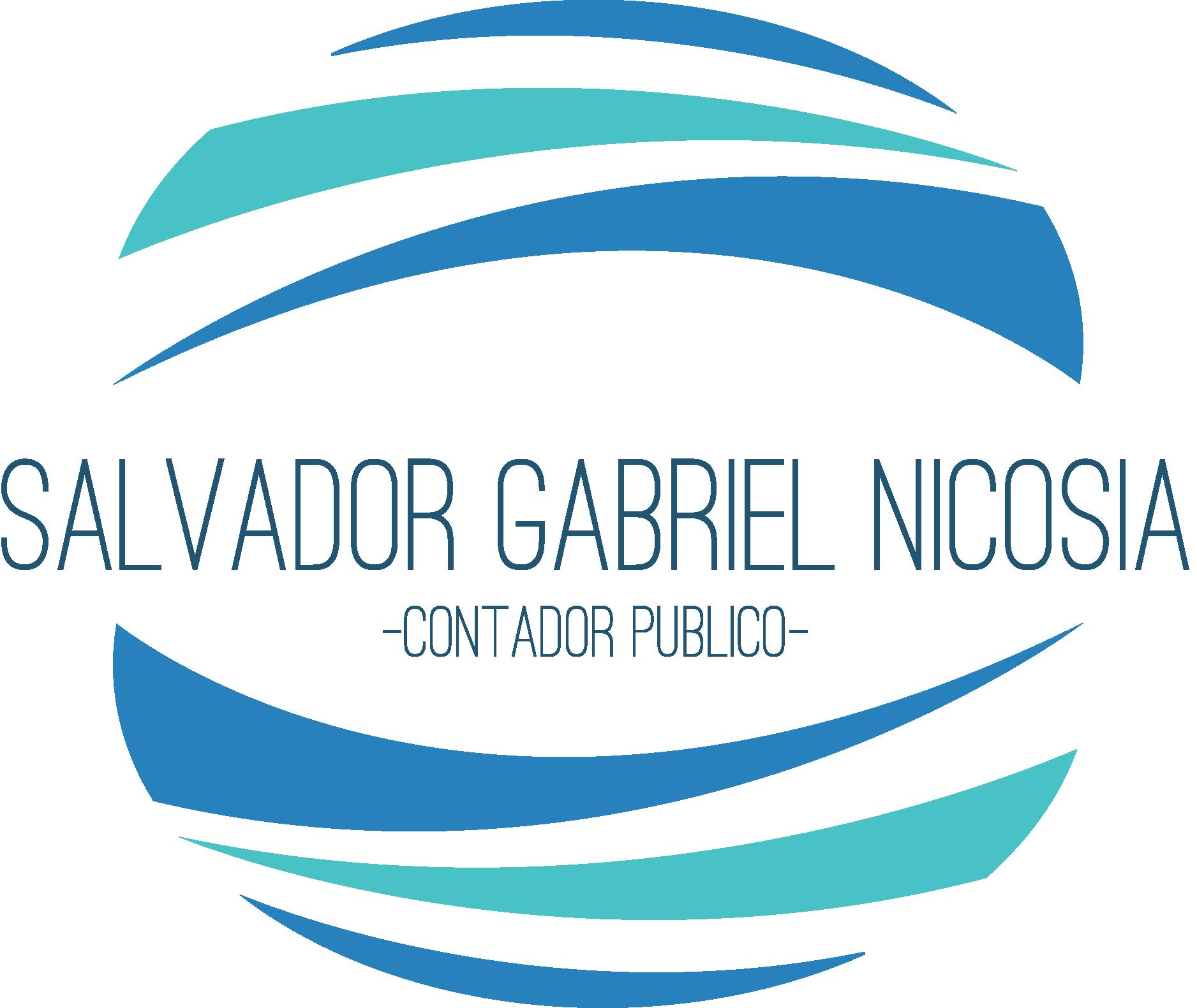 Diseño de Logo – Gabriel Nicosia