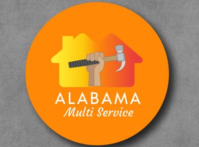 Diseño de Logo – Alabama Multi Service