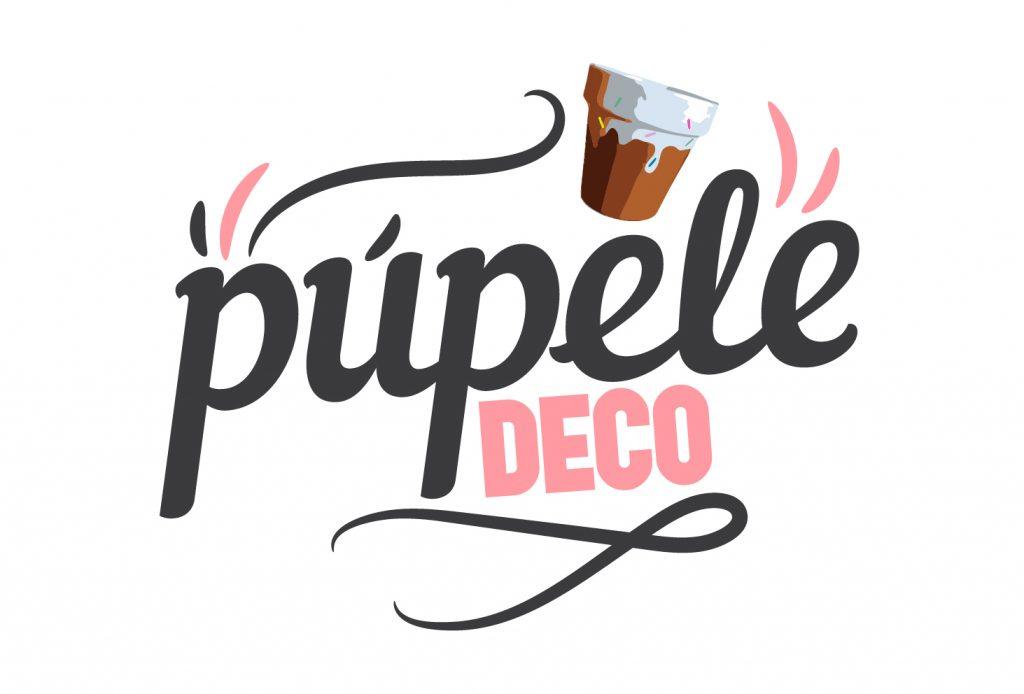 Diseño de Logo – Púpele Deco
